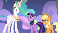 """Twilight Sparkle """"on to the dance number!"""" S8E7"""