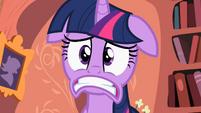 Twilight Sparkle worried S02E10