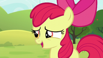 "Apple Bloom ""to make it last minute"" S5E17"