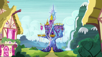 Castle of Friendship exterior at midday S7E11