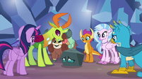 Everycreature looking at Rock Ocellus S9E3