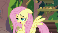 """Fluttershy exhausted """"I'll take care of it"""" S9E18"""