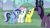 """Minuette """"I always liked her"""" S5E12"""
