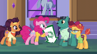 """Pinkie Pie """"Yes! Yes, it is!"""" S6E12"""
