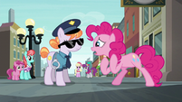 """Pinkie Pie """"it just can't be!"""" S6E3"""