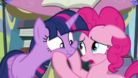 """Pinkie Pie """"you can't break the rules!"""" S4E22"""