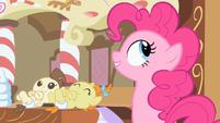 Pinkie Pie big breakfast S2E13