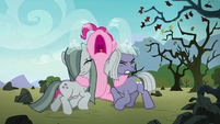 Pinkie Pie crying waterfalls of tears S8E3