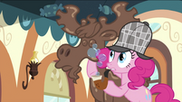 Pinkie with mousse moose S2E24