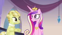 """Princess Cadance """"there are my girls"""" S03E12"""
