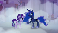 Princess Luna --fortunate to have them as friends-- S6E25