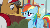 "Rainbow ""the pony you should've come to"" S9E6"