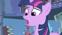 """Twilight """"imperative that the Princess is told right away!"""" S1E01"""