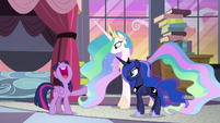 Twilight Sparkle -it's been great!- S9E17