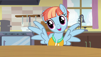 "Windy Whistles ""on sourdough!"" S7E7"