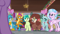 Young Six shocked and speechless S8E16