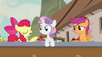 """Apple Bloom """"she's just been orderin' a lot of apples"""" S7E8"""