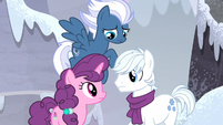 Glider, Sugar, and Diamond found what they were looking for S5E2