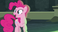 """Pinkie Pie """"we need to make a leap of faith"""" S7E18"""