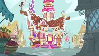 Pinkie Pie alone S4E12