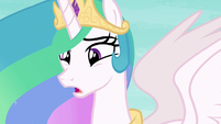 """Princess Celestia """"I was wrong!"""" S7E10"""