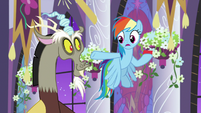 """Rainbow """"with Discord on this one"""" S9E17"""