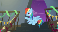 """Rainbow Dash """"I told you, it's nothing!"""" S6E7"""