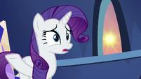 "Rarity ""we didn't lift a hoof to help her!"" S5E3"