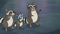Smoky's family happy for Fluttershy S8E4