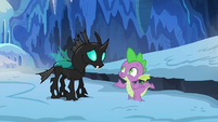 "Spike ""hasn't anypony ever just been nice"" S6E16"