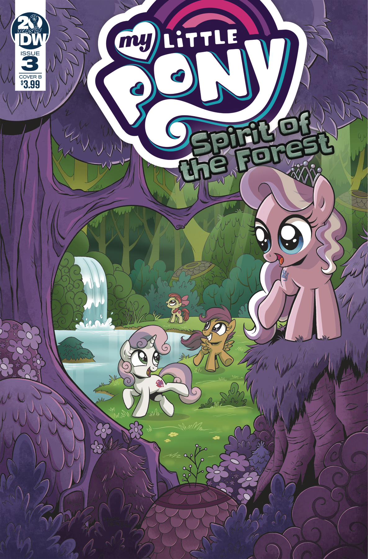 Spirit of the Forest Issue 3