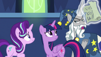 Star Swirl -not interested in reconciliation- S7E26