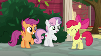"Sweetie Belle ""I thought our school was fun!"" S8E12"