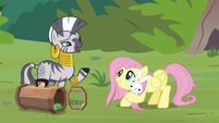 """Zecora """"help from time to time"""" S9E18"""