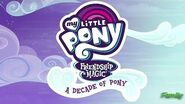 A Decade Of Pony - My Little Pony Friendship Is Magic