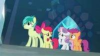 """Apple Bloom """"I don't know"""" S8E26"""