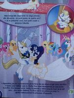Leon is introduced in the French My Little Pony magazine