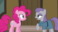 Maud Pie --it's an expression of love-- S6E3