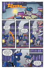 Nightmare Knights issue 2 page 2
