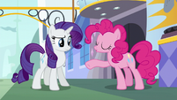 """Pinkie Pie """"go with the flow"""" S6E12"""