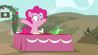 "Pinkie Pie ""it's exciting!"" S4E03"