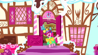 Pinkie Pie 'Pinkie's Lament' big finish S4E12
