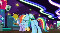 "Rainbow ""I'm the worst chaperone ever!"" S8E5"