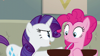 """Rarity """"we are the perfect team for this!"""" S6E12"""