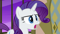 """Rarity """"you said you could pack the place"""" S6E12"""