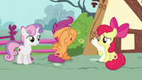 "Scootaloo ""never should've gotten her hopes up!"" S6E19"