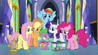 """Spike """"it's true, I was there"""" S9E26"""