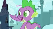 Spike 'Oh no she wasn't' S3E01