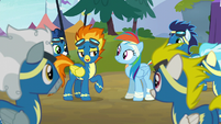 Spitfire --really didn't want to miss the chance-- S6E7