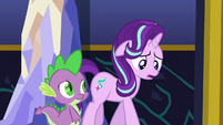 """Starlight """"reuniting me with my first friend"""" S6E1"""